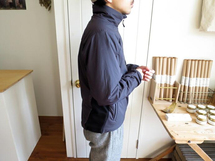 tilak  Verso Jacket ティラック ベルソ ジャケット / 中綿ジャケット