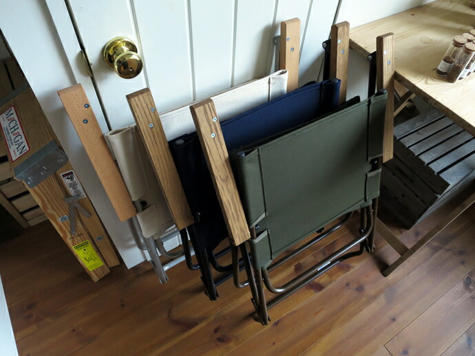 Tools of Coventry Reproduction British Military Folding Chair / Rover Chair リプロダクト ブリティッシュ ミリタリー フォールディング チェア / ローバーチェア