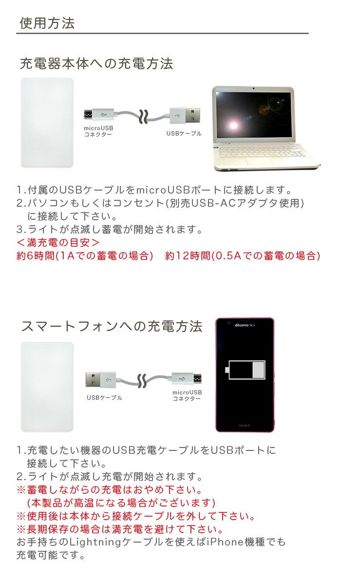 ボタニカルデザインモバイルバッテリー