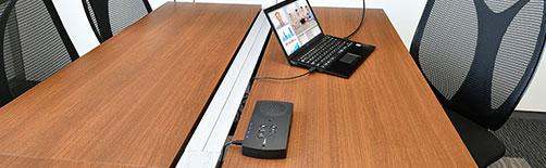USBで接続するだけの簡単利用