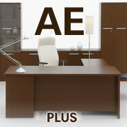 PLUS (プラス) 役員家具 AE