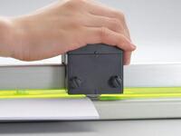 集光式紙押さえ板のイメージ