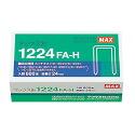 ホッチキス針 No.1224FA-H <12号 ・ 針足24mmタイプ> 100本連結×6タイプ