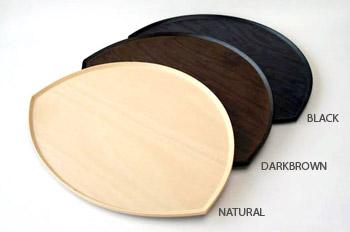 カラーはNATURAL・DARKBROWN・BLACKの3色からお選びください。