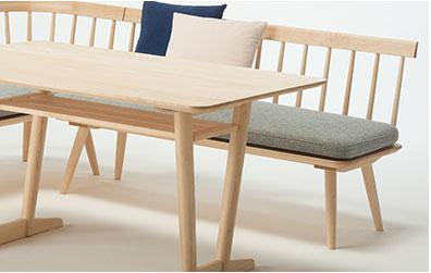 Liite テーブル メープル LD-01NM