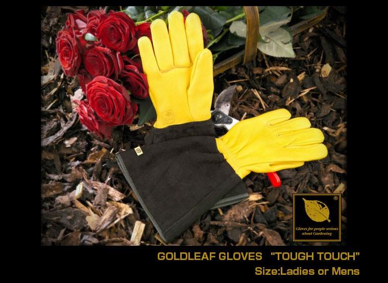 Gold Leaf (ゴールドリーフ) グローブ Tough Touch タフタッチ