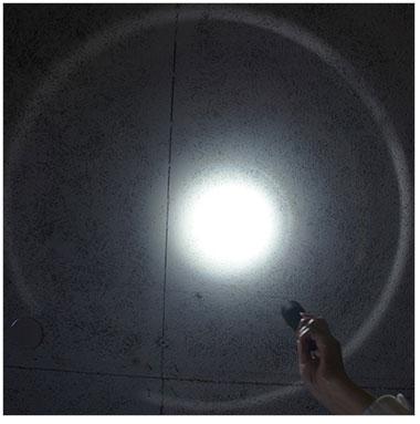 高性能LEDライト  P7