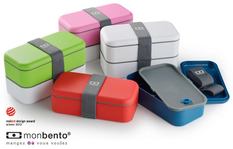 Sanwa Shopping Monbento Mon Vent Bento Box Lunch Box One