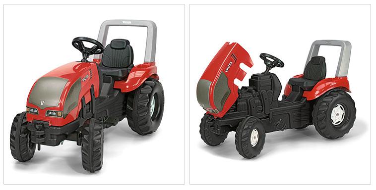 ロリートイズ Valtra Xトラック RT036882 乗用玩具 おもちゃ 車 こども 足けり 乗り物