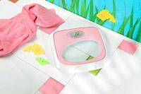 BMI(肥満度)測定機能付き体重計 FBC Noyo(ノヨ)