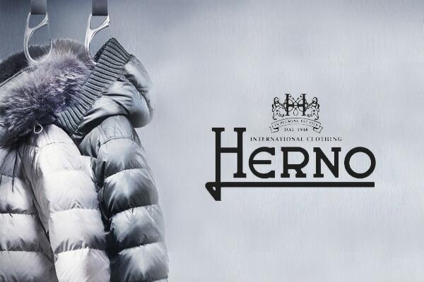 HERNO (ヘルノ) ・ブランド説明