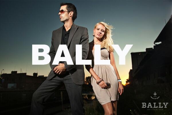 BALLY (バリー)・ブランド説明