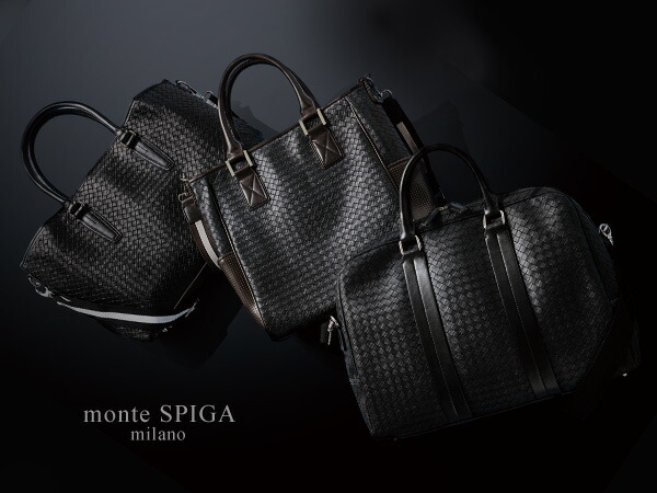 monte SPIGA(モンテスピガ)/ブランド説明