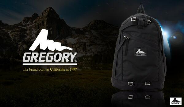 GREGORY(グレゴリー)/ブランド説明