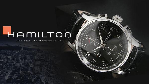 HAMILTON(ハミルトン)・ブランド説明