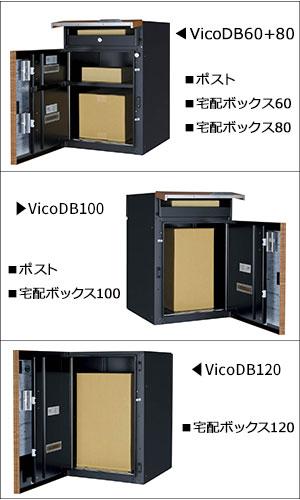 VicoDBラインナップ