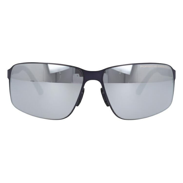 ギフト ポルシェデザイン サングラス メンズ 国内正規品 63サイズ PORSCHE DESIGN P8565-A