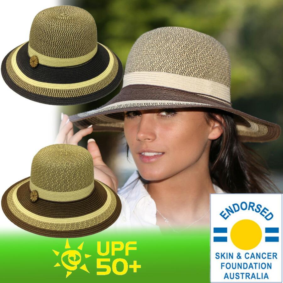 fd5999a9bbb5e9 UVカット 帽子 麦わら帽子 レディース ストローハット ギャツビースタイル つば広 つば広ハット つば広帽 女優帽 日よけ帽子 UV対策 UV対策帽子  UVハット 紫外線対策 ...