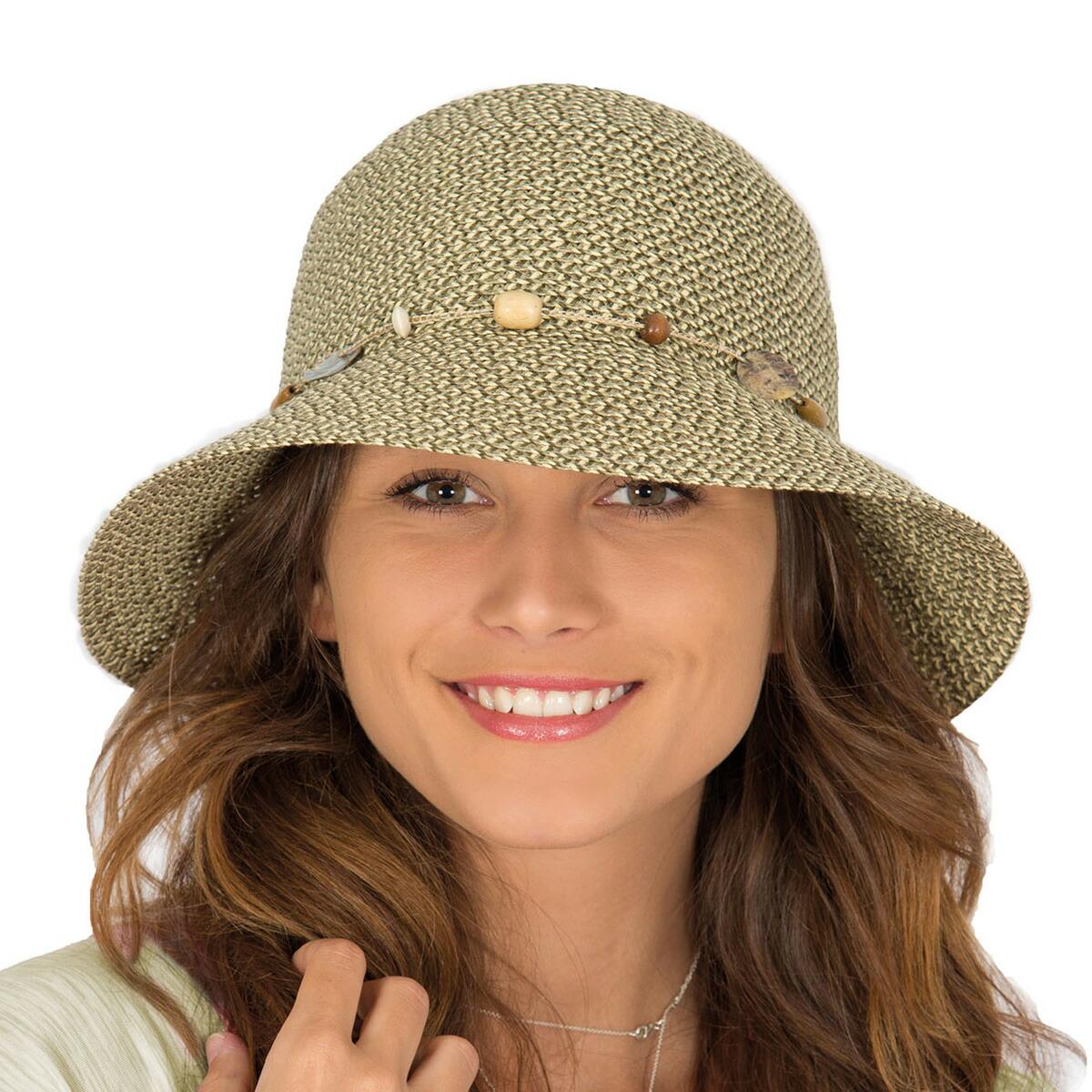 82faf6774a8fd Sunglobe  對像草帽、舒適之帽一樣的UV cut帽子(女性用)-女士帽子 ...