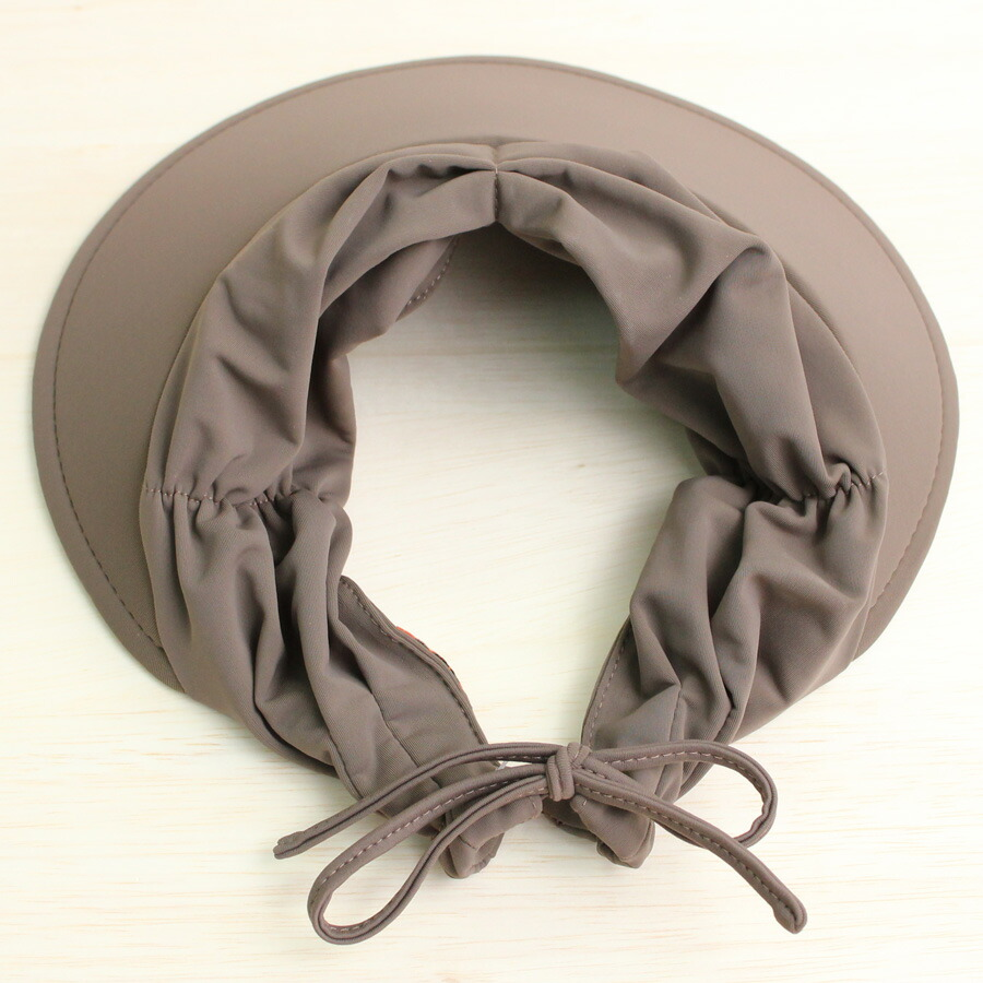 863be8351dd8ea In Australia, America and Europe most popular ♪ is a fashionable ladies '  visors. Size adjustable head strap. Color: chocolate