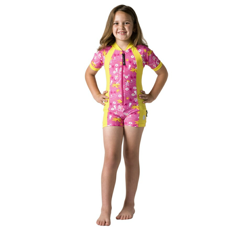 This Sunuva Kids UV Swimwear is in collaboration with Sunuva.. As my daughter approaches four year's old (argh, where did the time go?) we've been teaching her to swim.