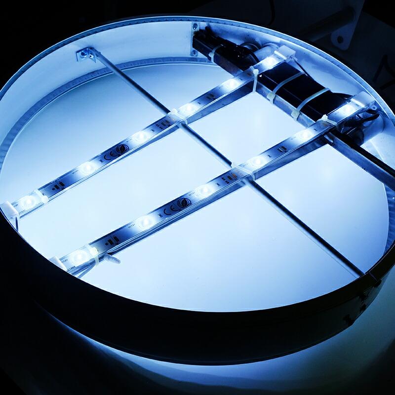 電飾看板丸LED看板突き出し看板