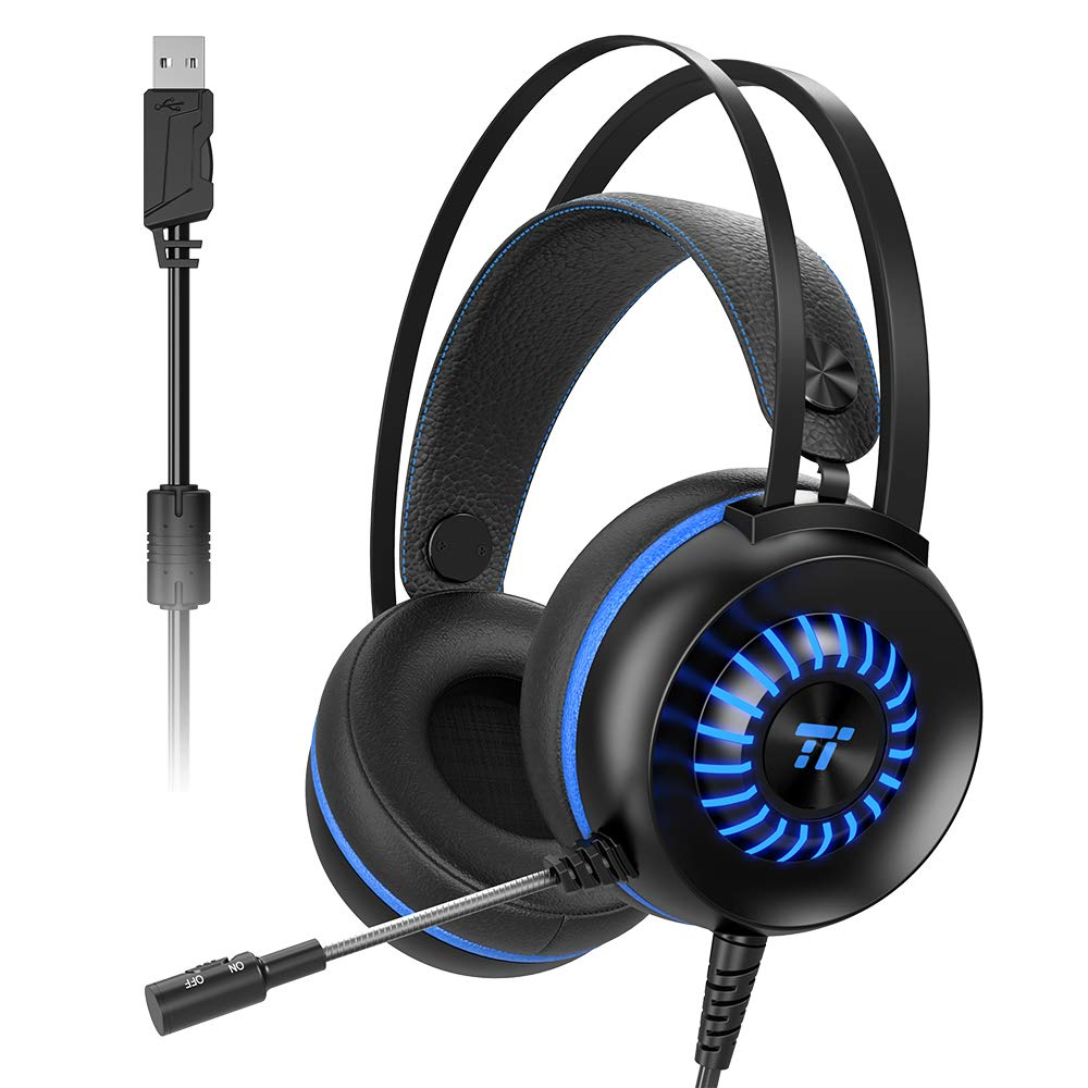 Gaming Headset Usb Connection