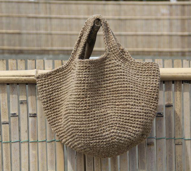 Superfly Rakuten Global Market Handmade Hemp Bag