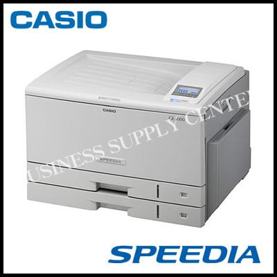 《メーカー直送代引不可》カシオ(CASIO) A3カラーレーザープリンター SPEEDIA GE5000-Z (M201703)