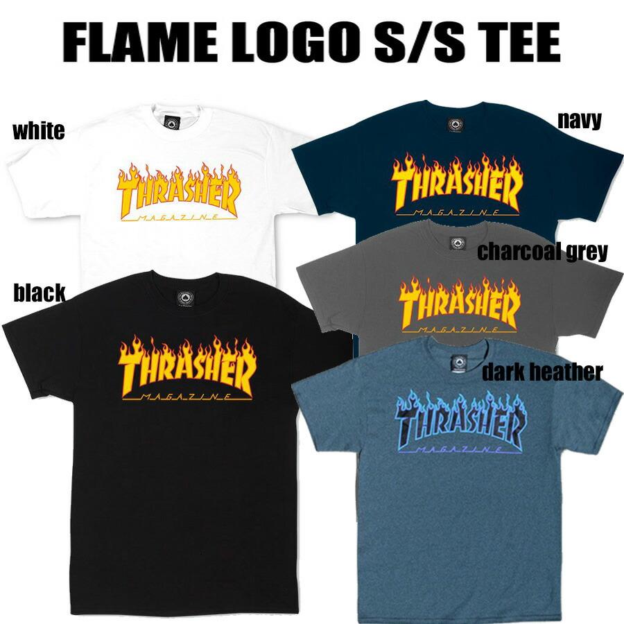 Flame Logo S/S Tee