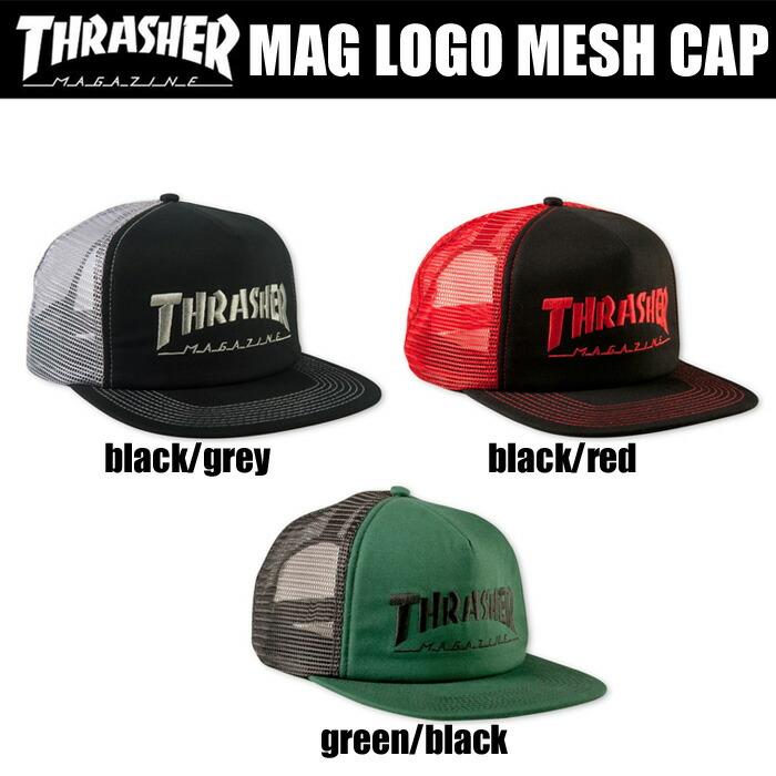 Mag Logo Mesh Cap