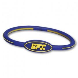 EFX OVAL ブルー/イエロー