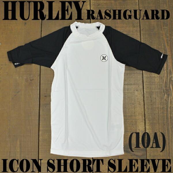 HURLEY/ハーレー RASH GUARD/半袖 ラッシュガード ONE & ONLY S/S