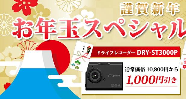 DRY-ST3000P 1000円引きクーポン