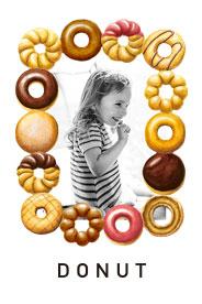 【donut】フチブチ