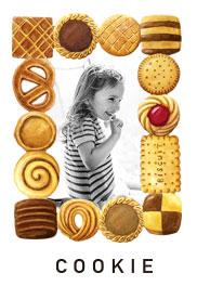 【cookie】フチブチ