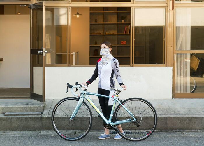 自転車スナップ