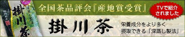 掛川茶 がん予防 ためしてガッテン