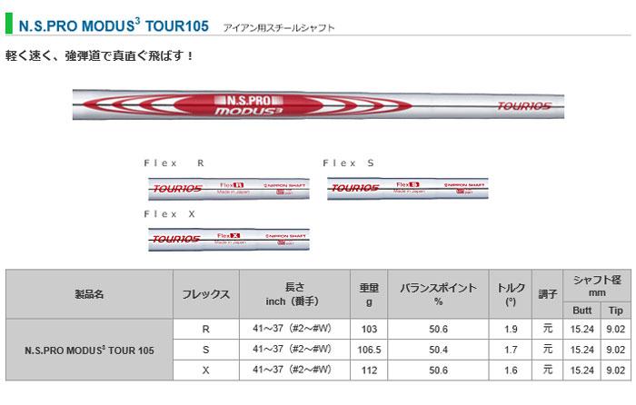 NS PRO MODUS3 TOUR 105