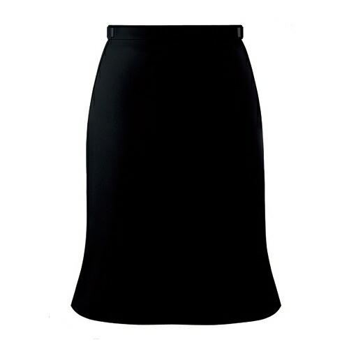 美シルエットのマーメードスカート/事務服・制服におすすめ!/ブラック/チャコール/FOLK/nuovo/FV45738-9/FV45738-55