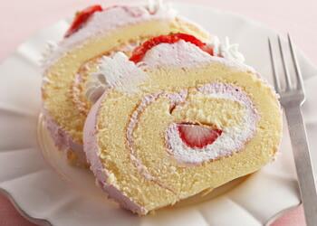 とちおとめプレミアムロールケーキ