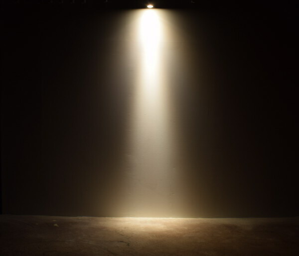 BeeLIGHTのLED電球「BH-0711NC-Ra96-10D」の配光写真