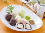 ヒカリ乳業)チョコアイスボール約13g×30粒入