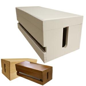 ケーブル収納ボックス