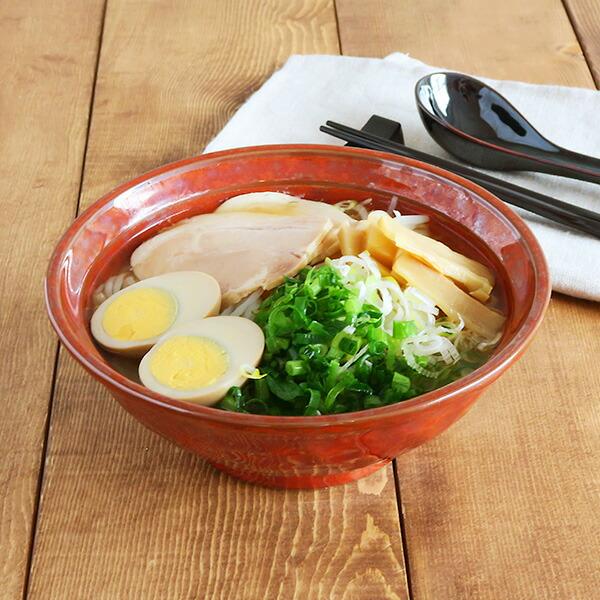 鉄赤 6.3寸ラーメン丼
