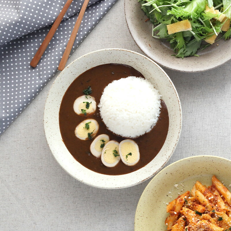 カレー皿 パステルマット