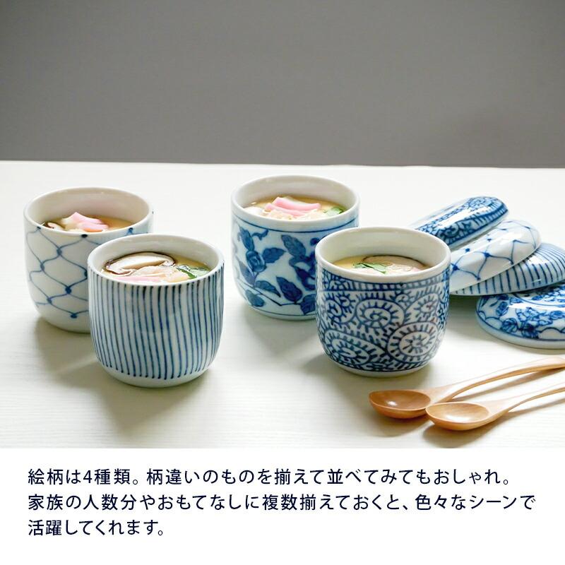 木製スプーンがよく合う和食器