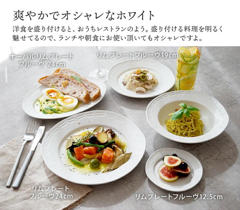 朝食・ランチ・夕食に使えるお皿です