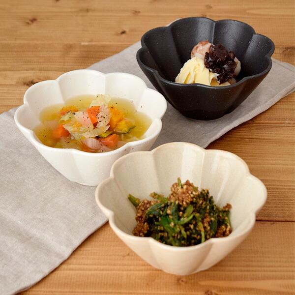 和食器 花咲き 煮物鉢 minoruba(ミノルバ)