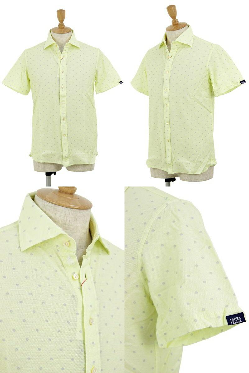 ラウラフェリーチェカジュアルシャツ